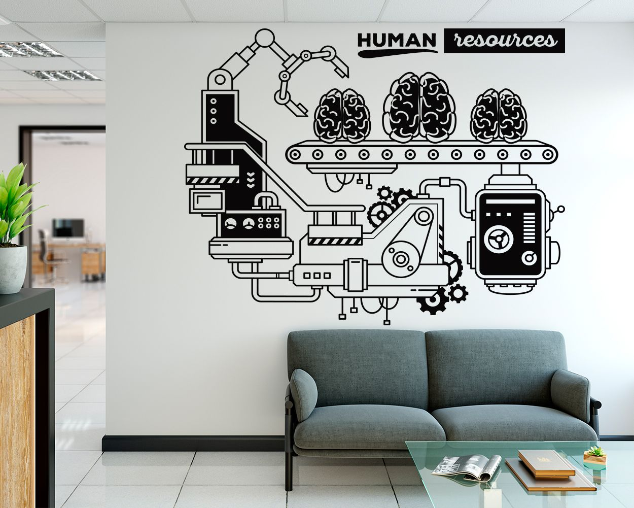 Human Resources Office Wall Decor
